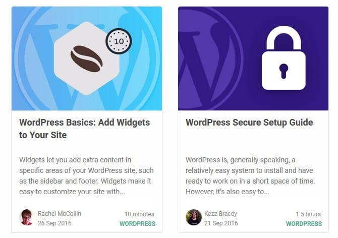 wordpress courses envato