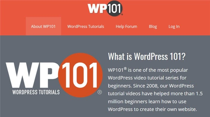 wp 101 courses
