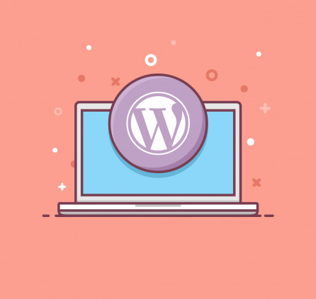 ready-made WordPress website