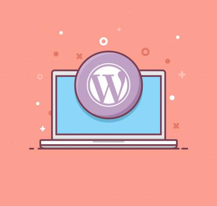 ready-made WordPress website