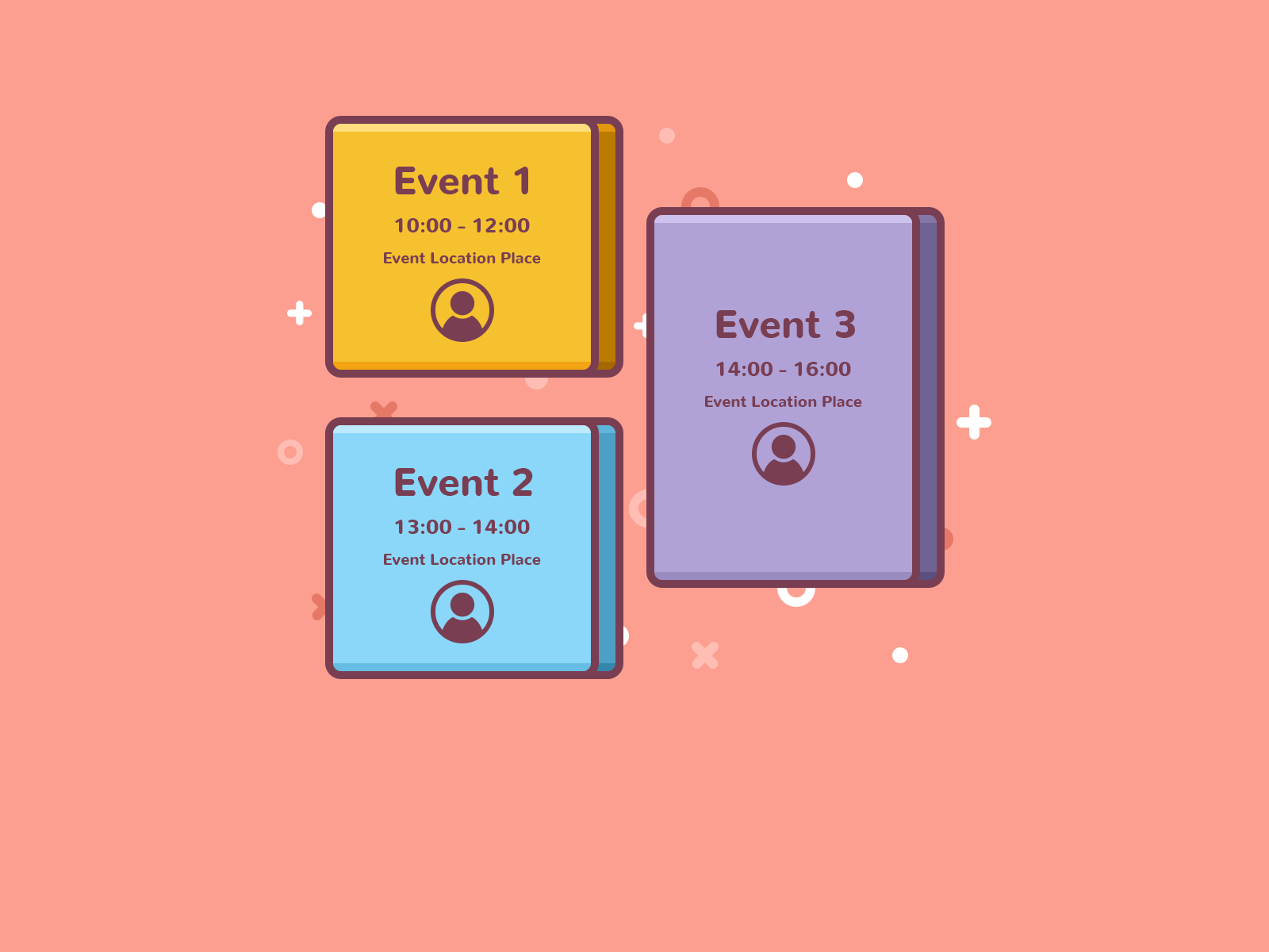 free wordpress schedule plugin for events management motopress