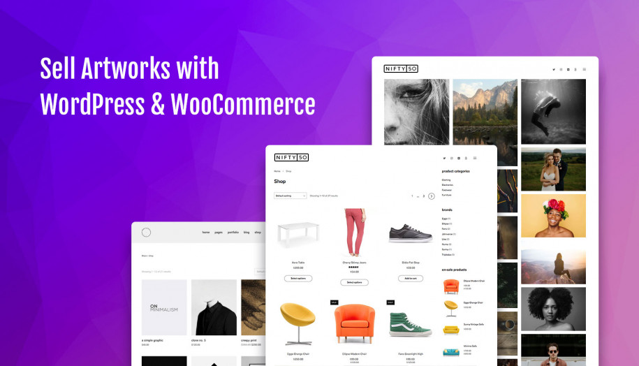 creative woocommerce themes