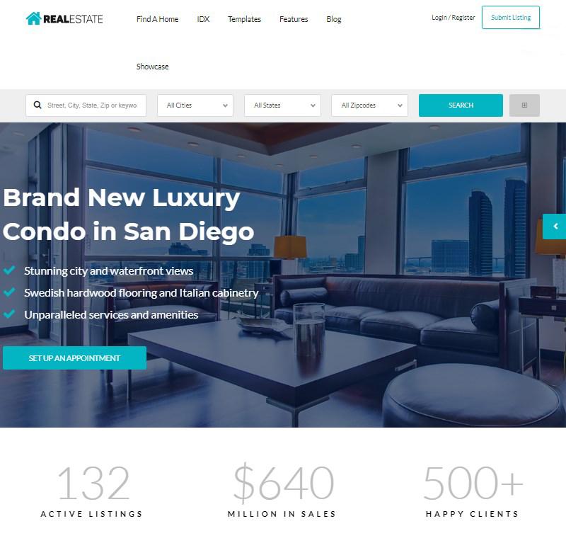 Real Estate Rental Properties: 15+ Best Vacation Rental WordPress Themes