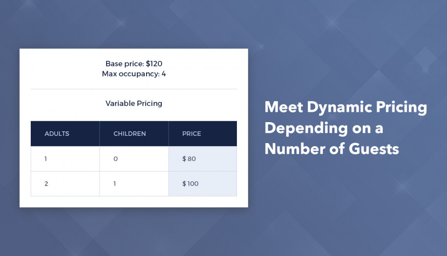 hotel booking wp plugin dynamic pricing