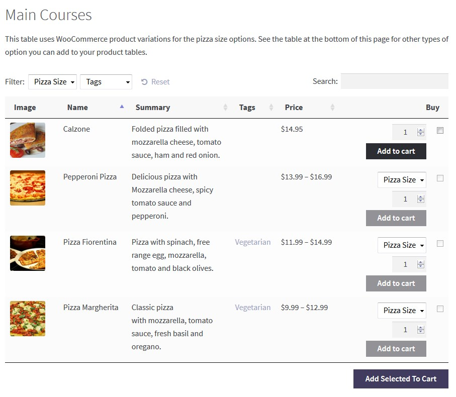 wordpress restaurant food ordering system woocommerce