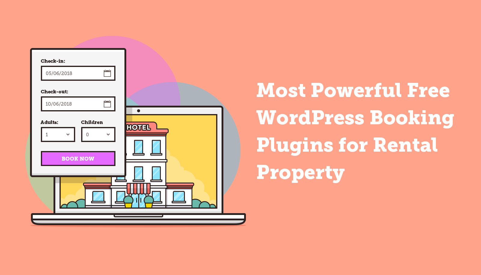 5 Best Free Wordpress Booking Plugins For Hotels Vacation Rentals