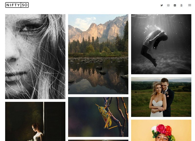 nifty fifty wp theme