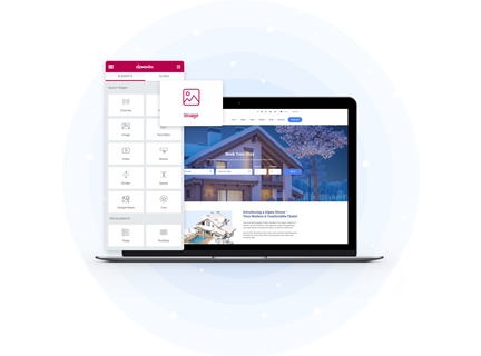 elementor property rental wp theme