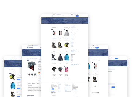 woocommerce hotel theme wp