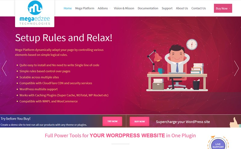 Real-World Examples of Using MotoPress WordPress Demo