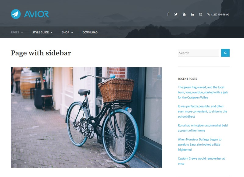 Free WordPress Magazine Themes for News & Blog Websites - MotoPress