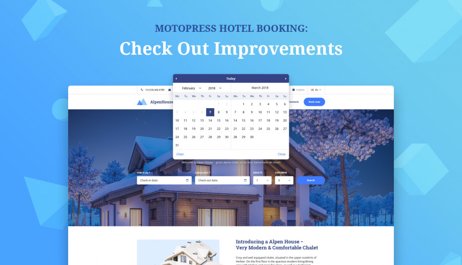wordpress_hotel_booking & property rental