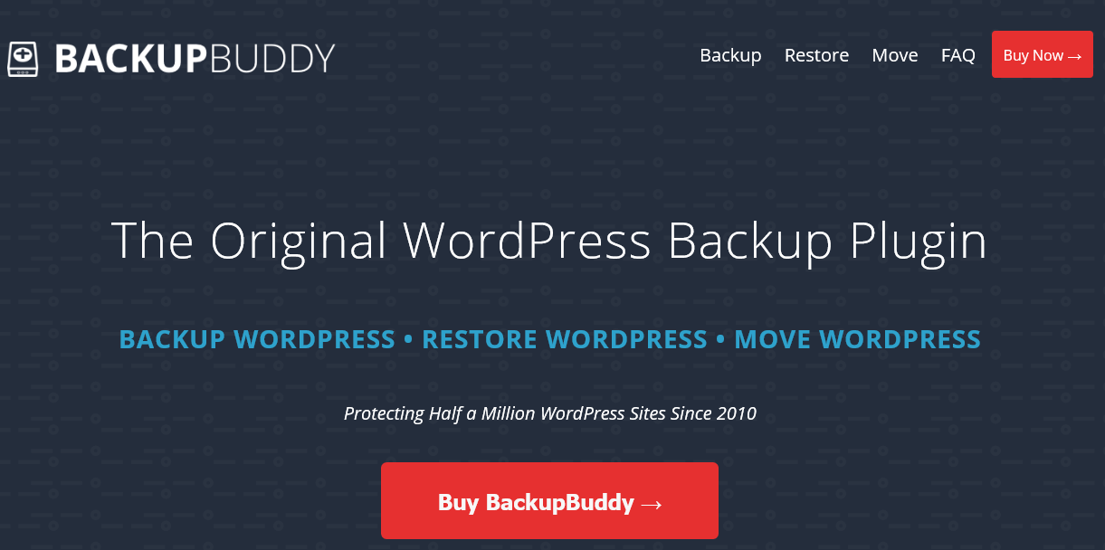 backup buddy wp plugin