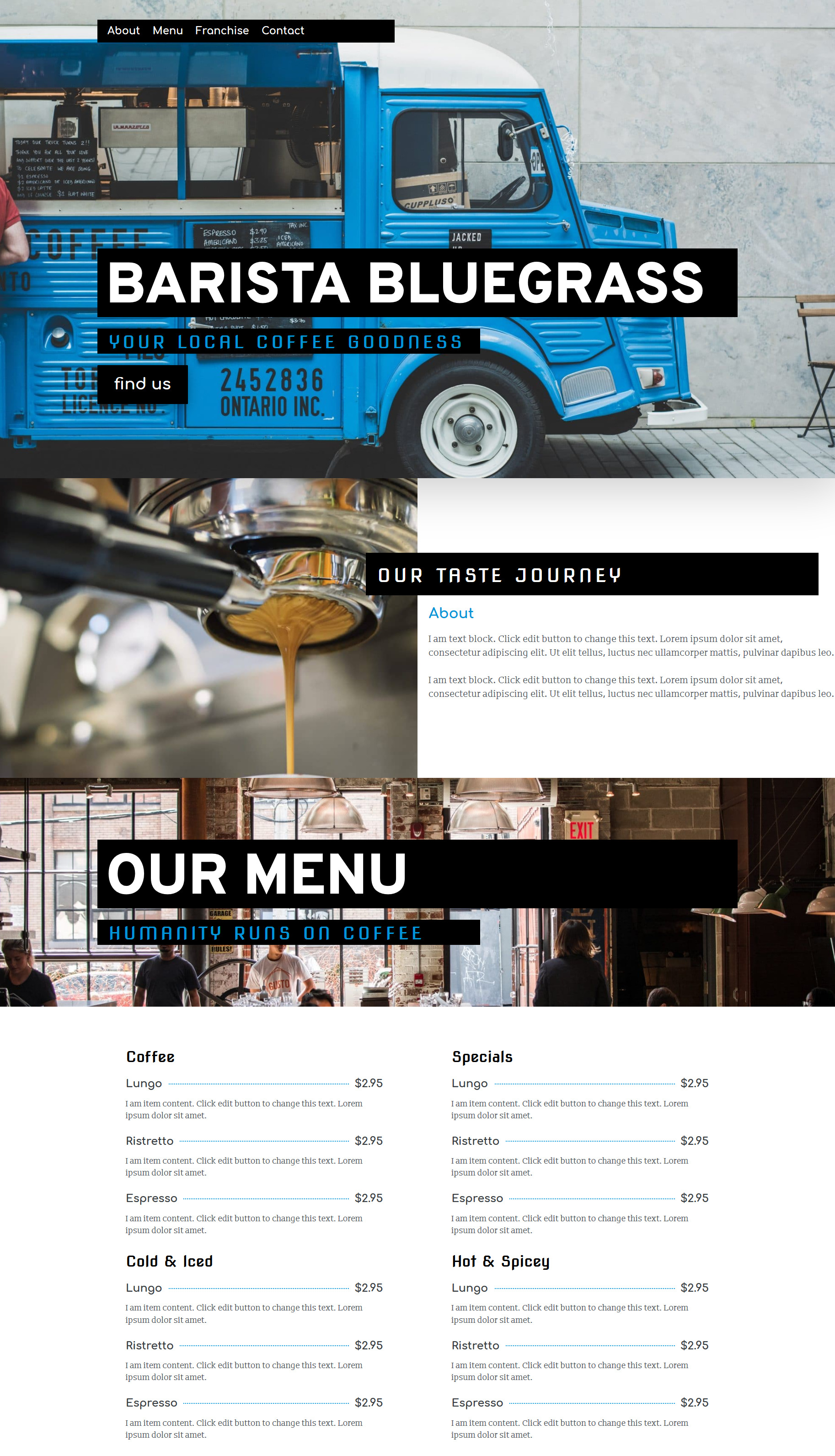 easy themes pack elementor templates