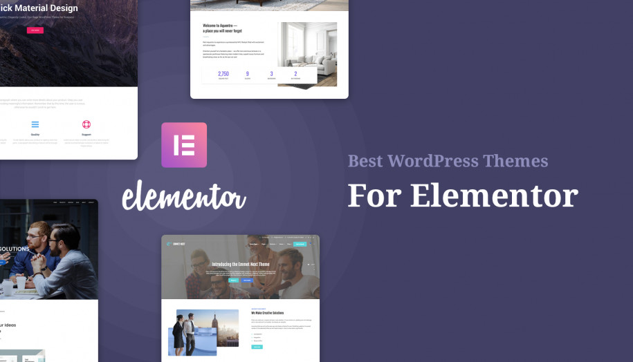 25+ Best Elementor Templates for Your WordPress Website
