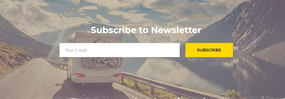 subscribe to newsletters box
