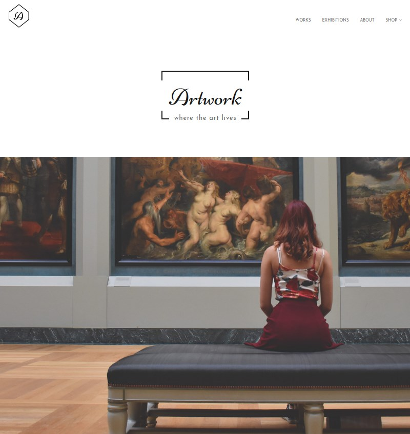 artwork_lite_WordPress_theme
