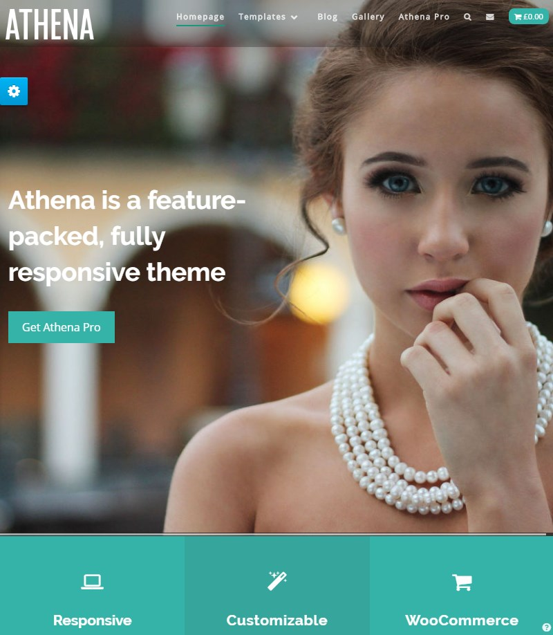 Athena_WP_theme