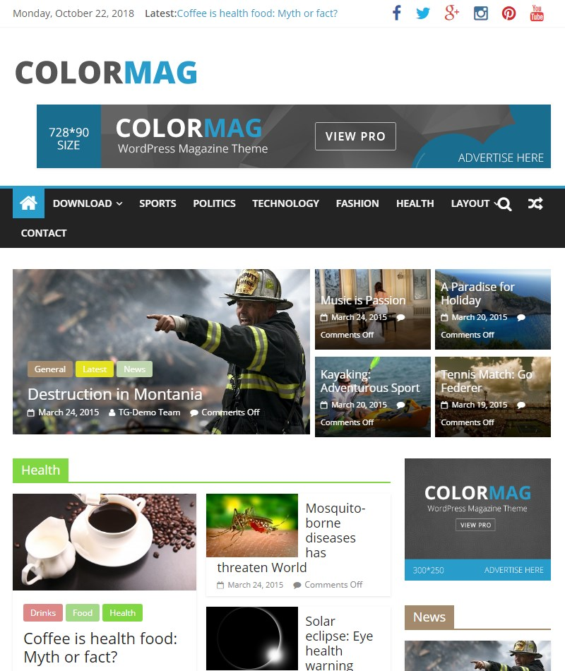 ColorMag_free_WP_theme