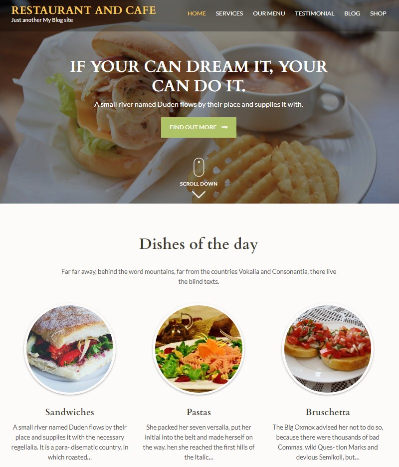 Restaurant_and_Cafe_free_theme