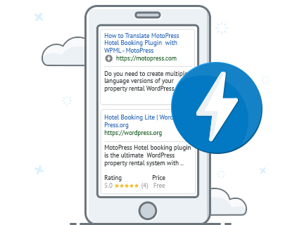 WordPress amp plugin Google Ranking Improvement