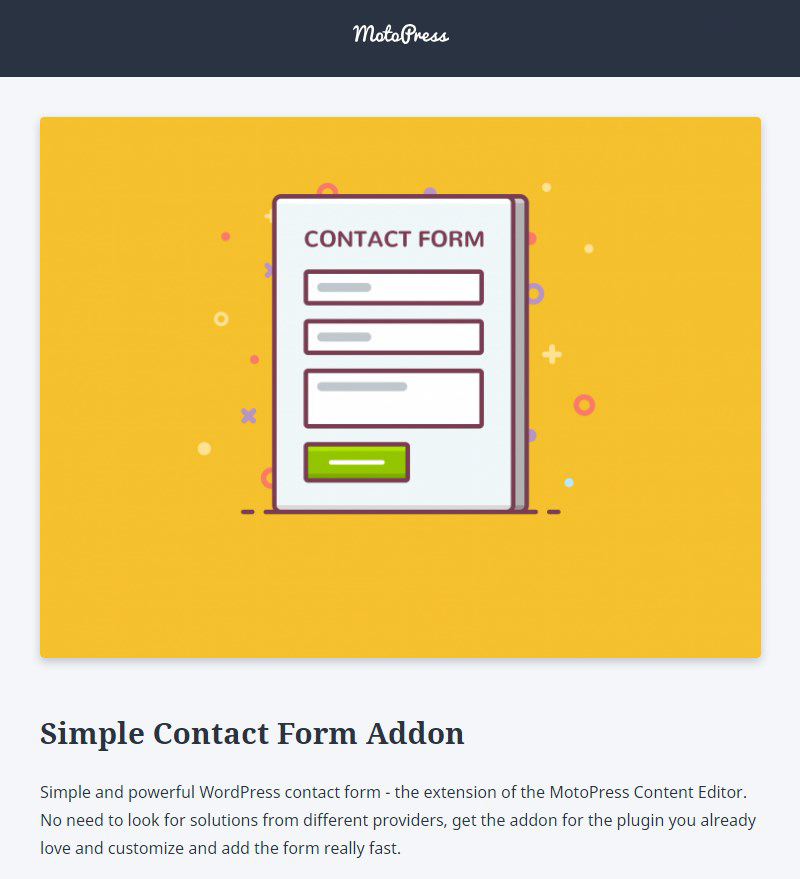 contact-form-addon-WordPress-MotoPress-content-editor