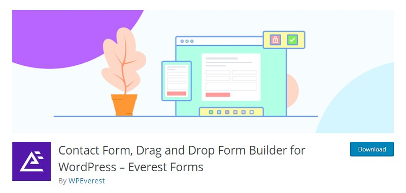 Everest-Forms-WordPress-review