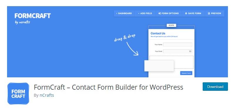 FormCraft-WordPress