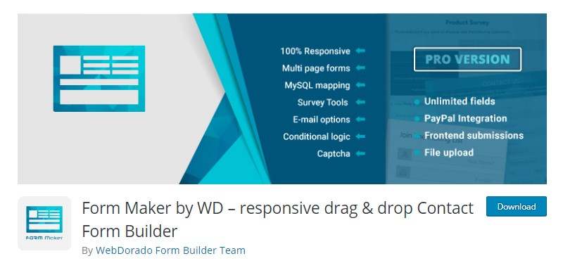 Form-Maker-by-WD-review