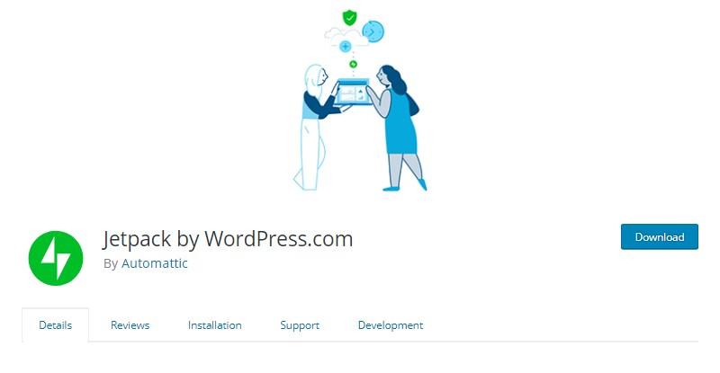 Jetpack-WordPress-plugin-contact-forms