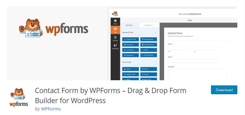 WPForms-lite