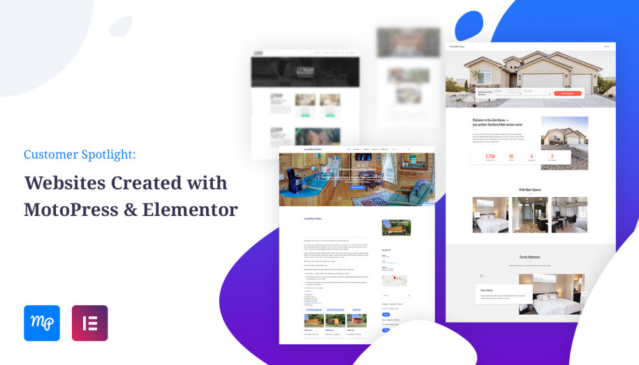elementor wordpress hotel website