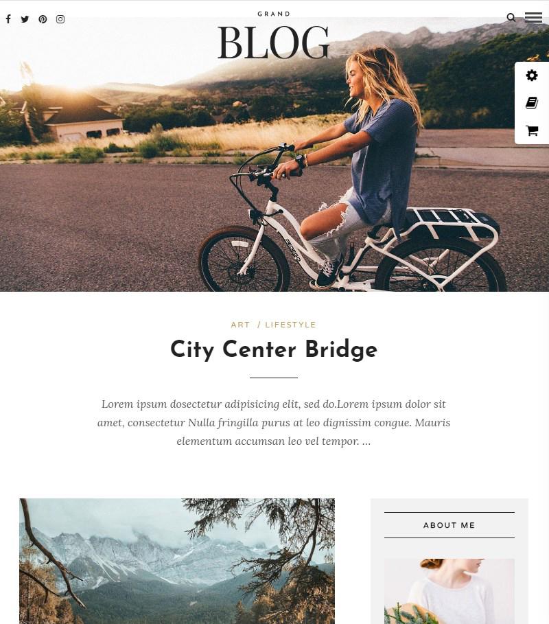 Grand-Blog-blogging-theme-WordPress