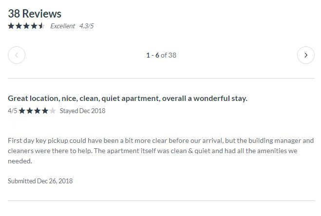 HomeAway-property-reviews