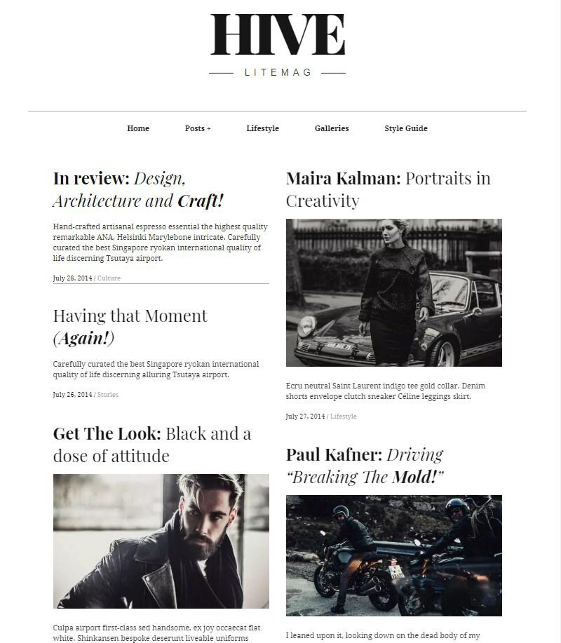 Hive-Lite-free-WordPress-blog-themes