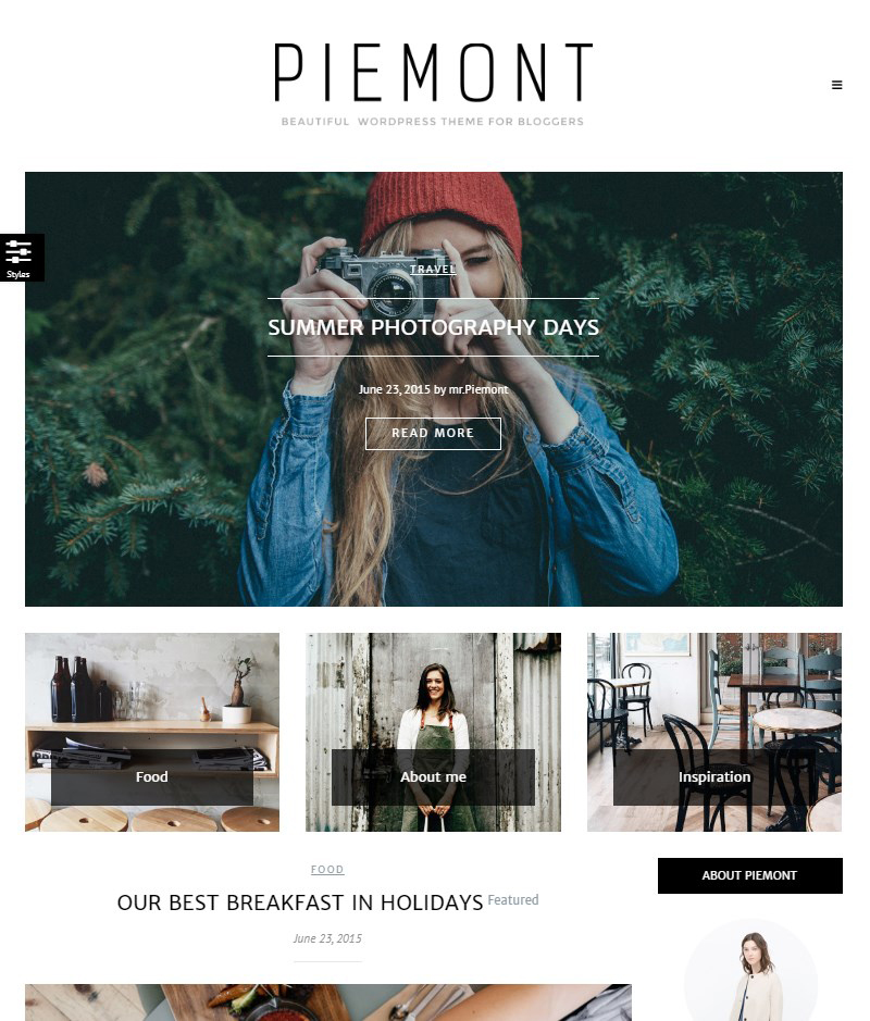 Piemont-WordPress-theme-for-blogs