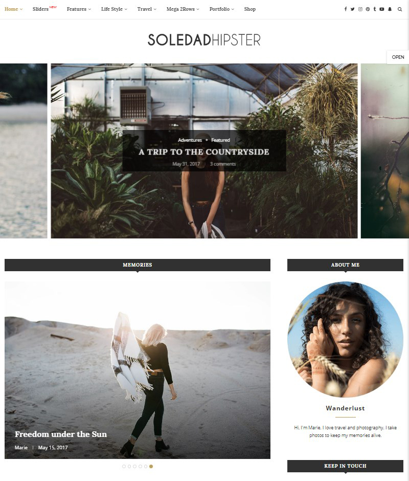 Soledad-WordPress-blog-template