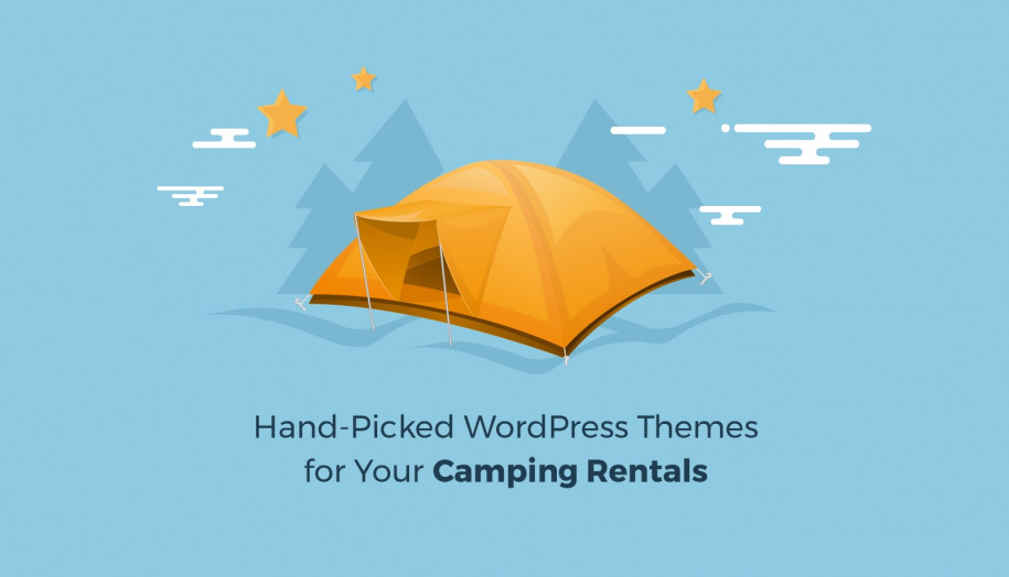WordPress Camping themes