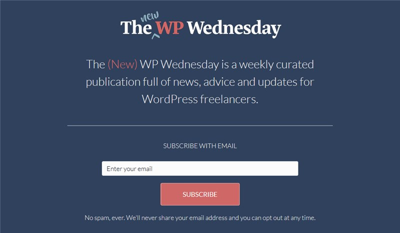 beginner wordpress resources the wp wednesday