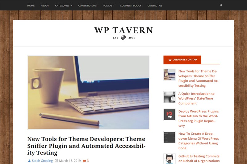 beginner wordpress resources wp tavern wordpress