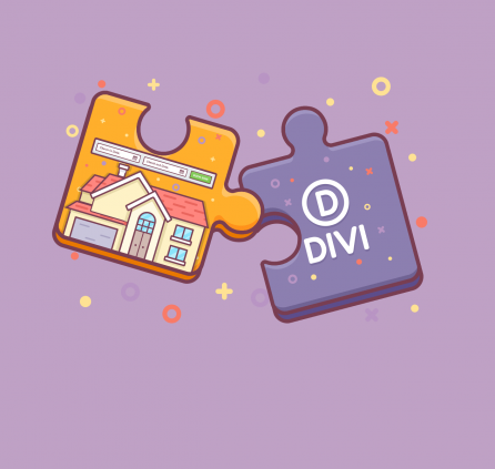 hotel booking and divi theme