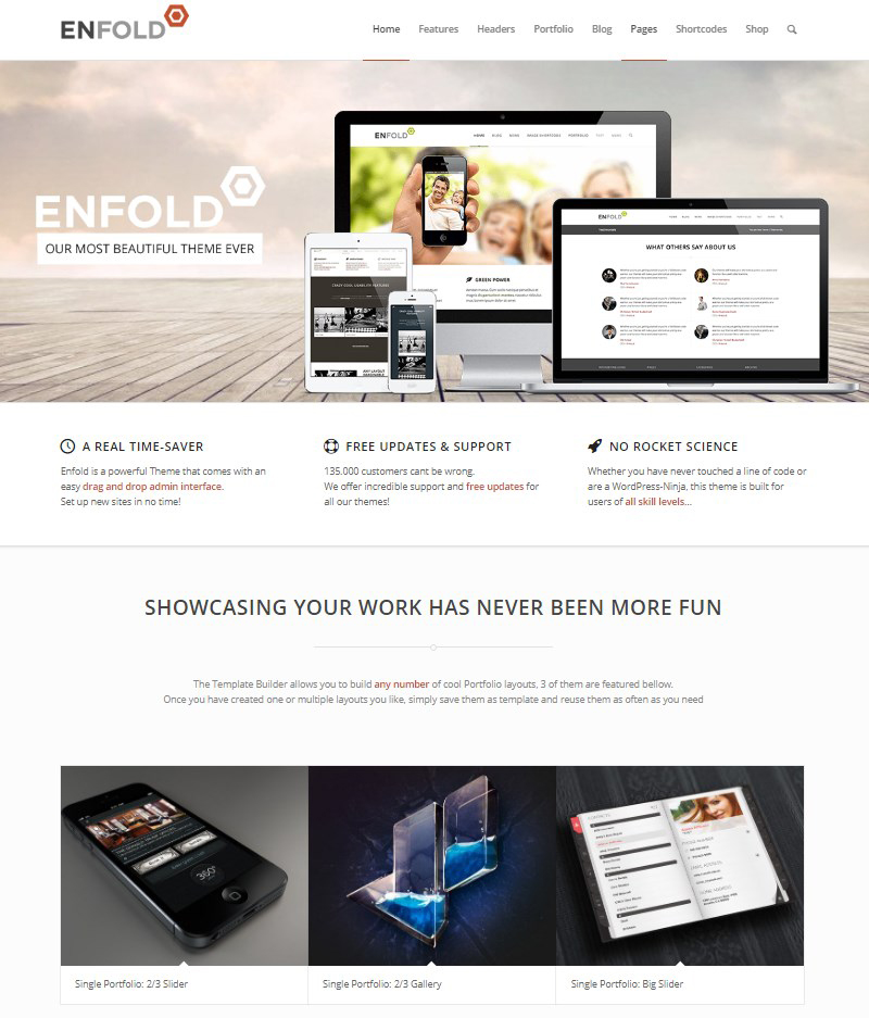 Enfold responsive multipurpose theme