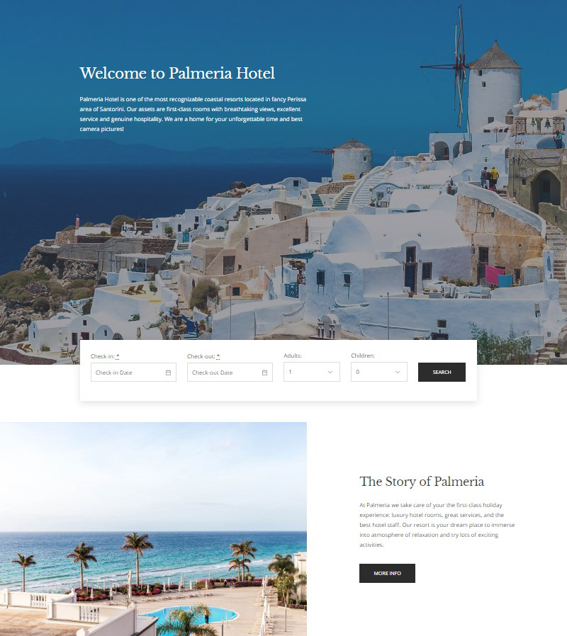 Palmeria-free-hotel-Gutenberg-theme-WordPress