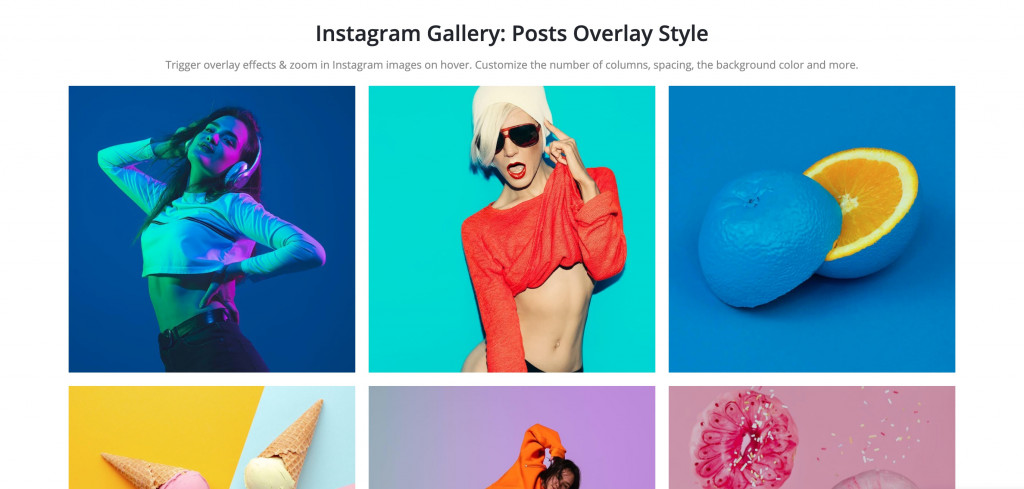 Stratum plugin Instagram Feed