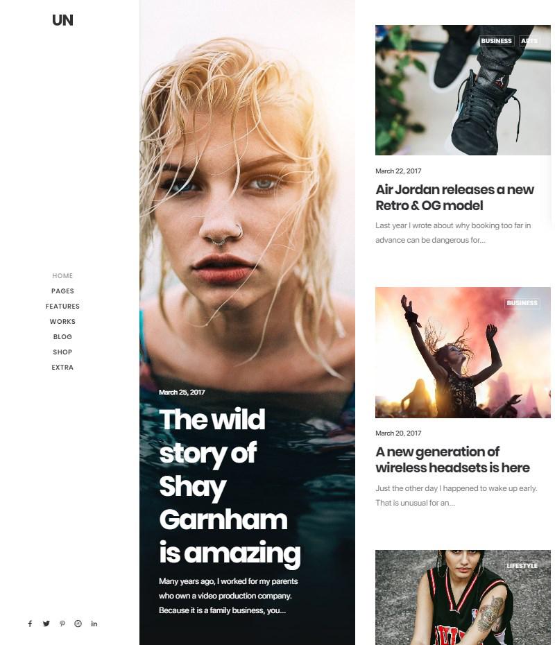Uncode-creative-multipurpose-theme-WordPress