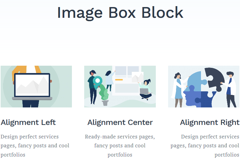 getwid image box block featured