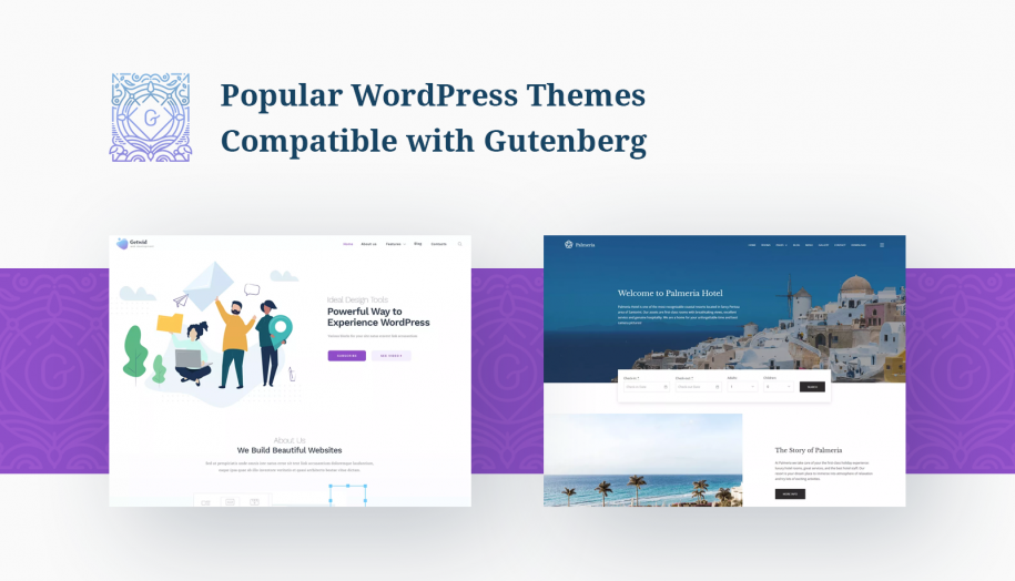gutenberg- wordpress-themes