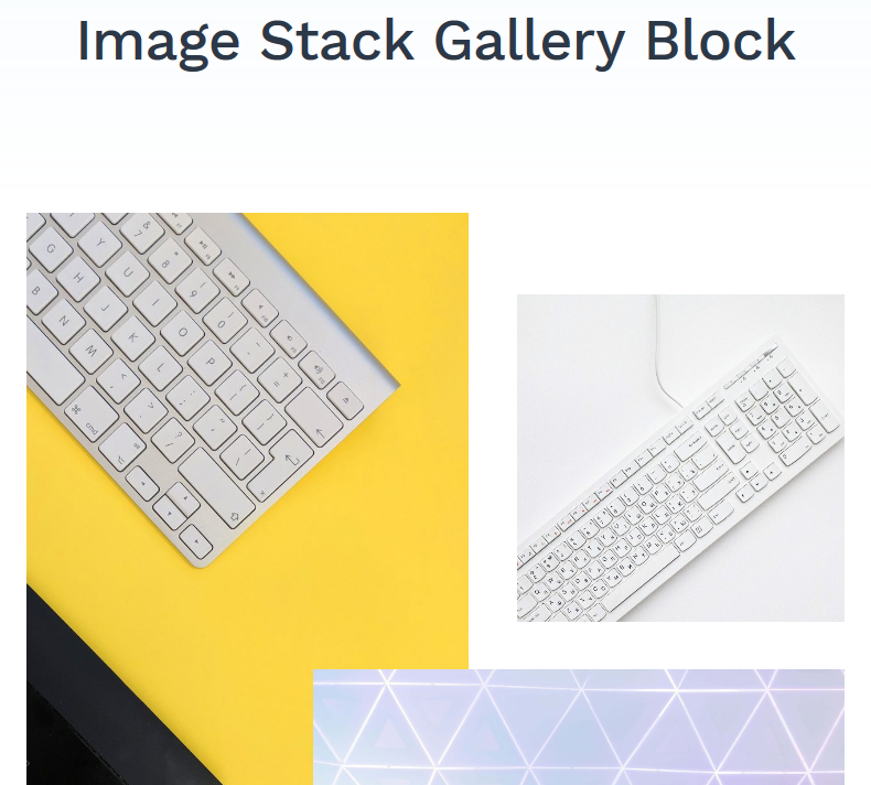 image stack gallery featured
