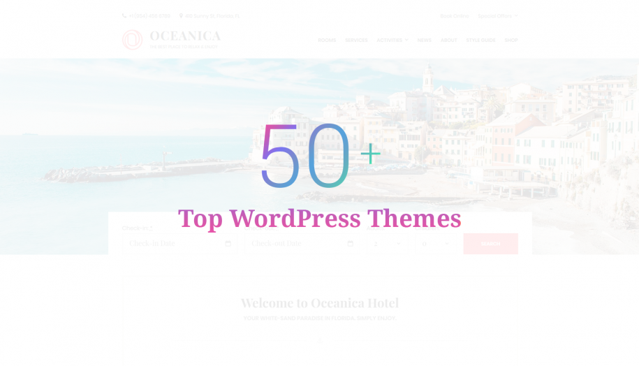 popular wordpress theme