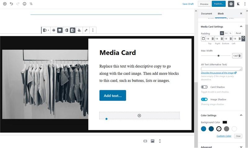 coblocks media card